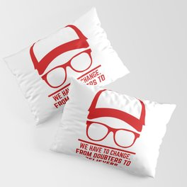 Jurgen Klopp YNWA Liverpool | the normal one|  Liverpool soccer team tshirt (liverpool apparel) Pillow Sham