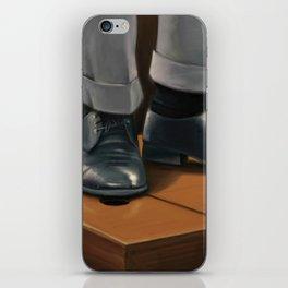 O Captain, my Captain iPhone Skin