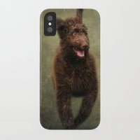 muppet iPhone & iPod Cases featuring I am not a Muppet...I am a Labradoodle!!!! by Pauline Fowler ( Polly470 )