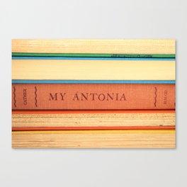 My Antonia Canvas Print