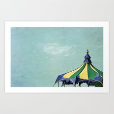 Big Top#3 Art Print
