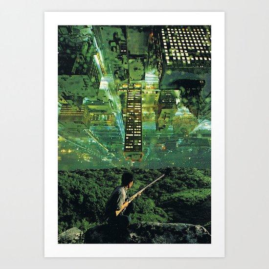 The Invasion Art Print