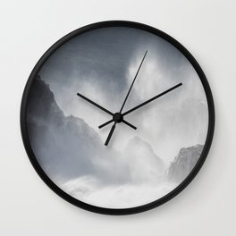 Nazaré Wall Clock