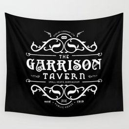 The Garrison Tavern Wall Tapestry
