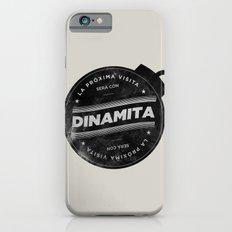 La próxima visita será con dinamita Slim Case iPhone 6s