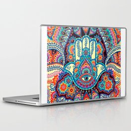 Hamsa Hand Laptop & iPad Skin