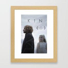KIN poster #2 Framed Art Print