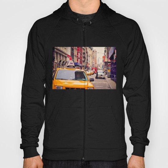 NYC Yellow Cab Hoody