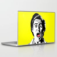 ace Laptop & iPad Skins featuring Ace by Gary Barling