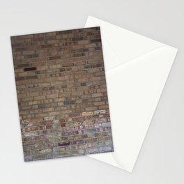 Brick Wall Stationery Cards
