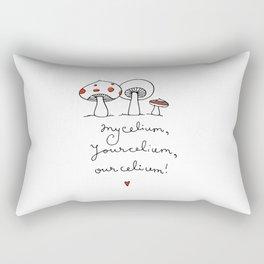 My Celium Rectangular Pillow