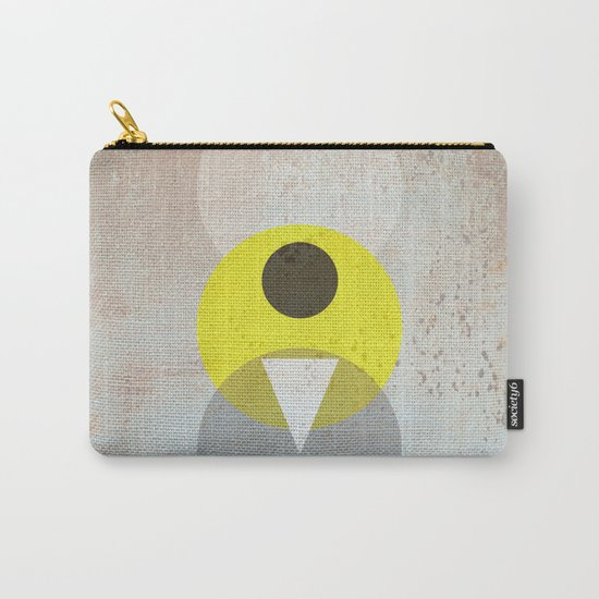 Searching the Center Carry-All Pouch