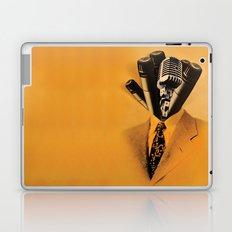 Mr. Microphone Laptop & iPad Skin