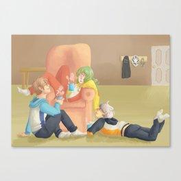 Sports Moms Canvas Print