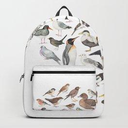 Love birds Backpack