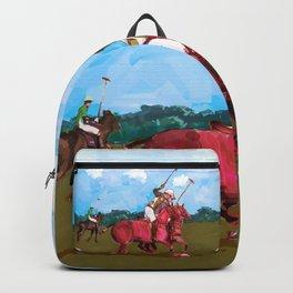 poloplayer in bavaria Backpack