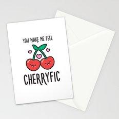 Cherryfic! Stationery Cards