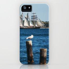 Tall Ship Gulden Leeuw iPhone Case