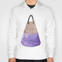 tote bag Hoodies featuring Tote 2 by ©valourine