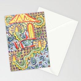 Spice Jam Stationery Cards