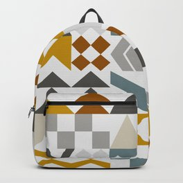 Mid West Geometric 05 Backpack