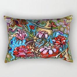 Agota Krnacs Illustration©2012 Rectangular Pillow