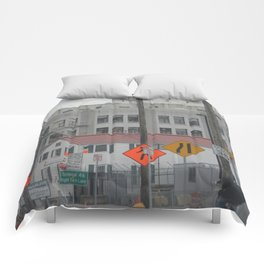 Post Modern Industrial Comforters