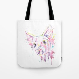 Pig - This Little Piggy Tote Bag