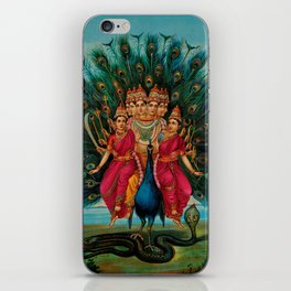 Hindu Art iPhone Skin