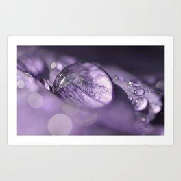 Mother Natures Spring-Jewels Art Print