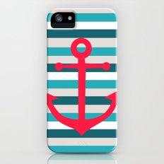 geometric iPhone (5, 5s) Slim Case