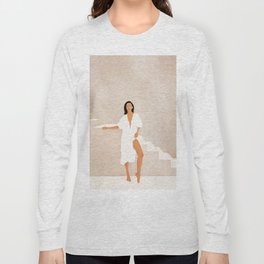 Freedom and Elegance Long Sleeve T-shirt