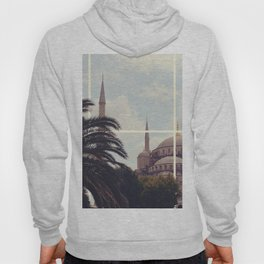Istanbul Blue Mosque Hoody