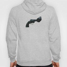Non-violence Revolver Hoody