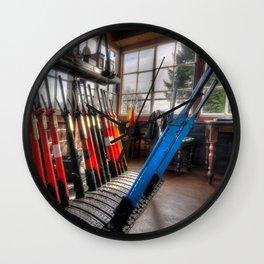 Hampton Loade 1 Wall Clock