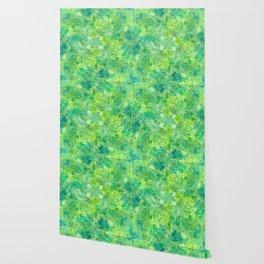 Green Galaxy Wallpaper