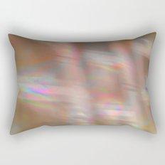 Holographic pattern Rectangular Pillow