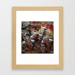 ingsoc Framed Art Print