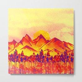 Landscape #05 Metal Print