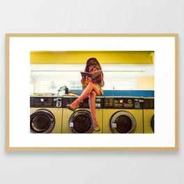 Paso Framed Art Print