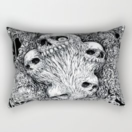 S-ad balloon Rectangular Pillow
