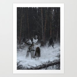 Samogitia 1409 Kunstdrucke