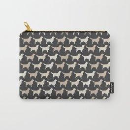 Golden RetrieverSilhouette(s) Carry-All Pouch
