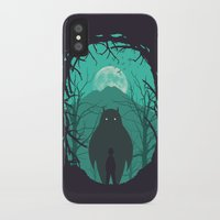 scary iPhone & iPod Cases featuring Scary Monsters and Nice Sprites by filiskun
