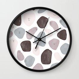 Funny Shapes Wall Clock