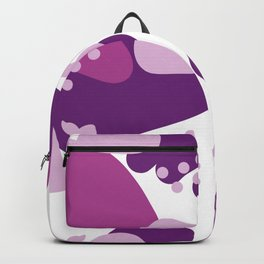 pink whales Backpack