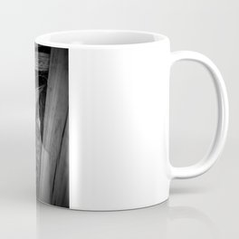Death Trap BW Coffee Mug
