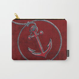 Anchor Aweigh ! Carry-All Pouch