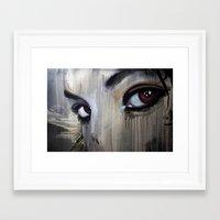 tomb raider Framed Art Prints featuring Tomb Raider Reborn by James Kruse