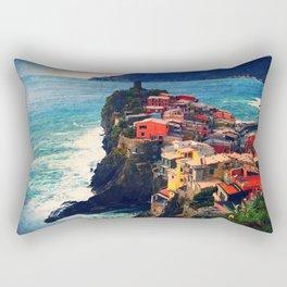Cliff Living Rectangular Pillow